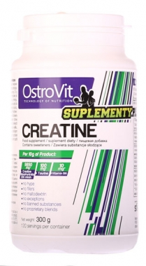 Creatine plus Taurine 300g OstroVit